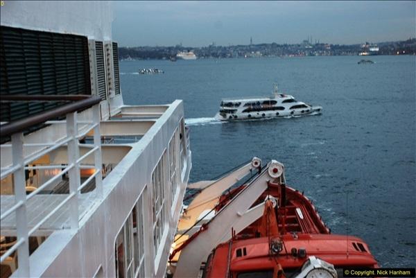 2013-10-17 to 18 London to Istanbul, Turkey.  (496)496