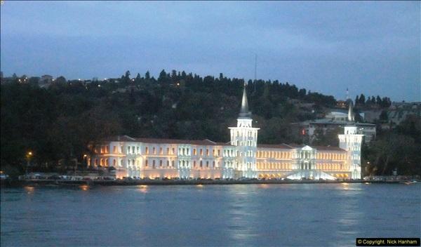 2013-10-17 to 18 London to Istanbul, Turkey.  (497)497