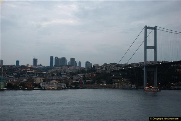 2013-10-17 to 18 London to Istanbul, Turkey.  (500)500
