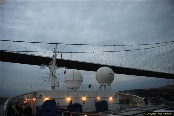 2013-10-17 to 18 London to Istanbul, Turkey.  (502)502