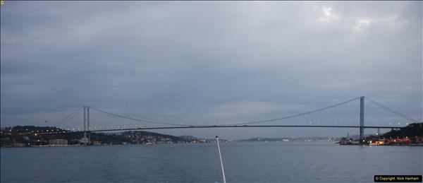 2013-10-17 to 18 London to Istanbul, Turkey.  (512)512