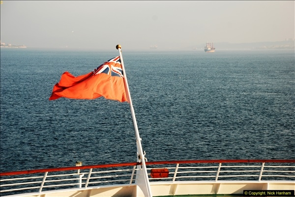 2013-10-17 to 18 London to Istanbul, Turkey.  (518)518