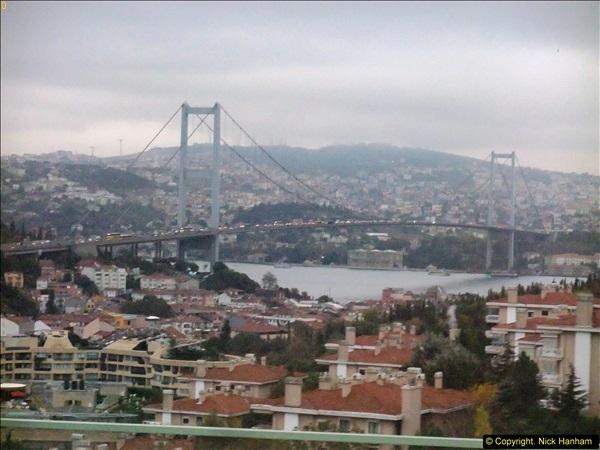 2013-10-17 to 18 London to Istanbul, Turkey.  (56)056