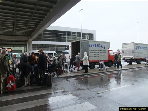 2013-10-17 to 18 London to Istanbul, Turkey.  (7)007