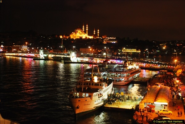 2013-10-17 to 18 London to Istanbul, Turkey.  (88)088