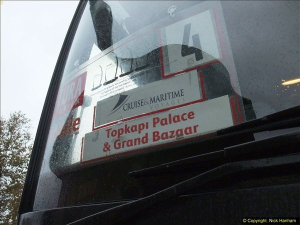 2013-10-17 to 18 London to Istanbul, Turkey.  (98)098