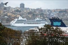 2013-10-17 to 18 London to Istanbul, Turkey.  (138)138