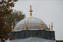 2013-10-17 to 18 London to Istanbul, Turkey.  (160)160
