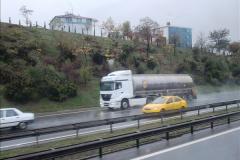2013-10-17 to 18 London to Istanbul, Turkey.  (17)017