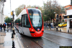 2013-10-17 to 18 London to Istanbul, Turkey.  (206)206