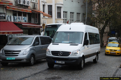 2013-10-17 to 18 London to Istanbul, Turkey.  (245)245