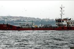 2013-10-17 to 18 London to Istanbul, Turkey.  (260)260