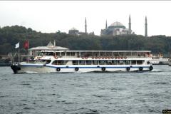 2013-10-17 to 18 London to Istanbul, Turkey.  (262)262