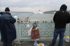 2013-10-17 to 18 London to Istanbul, Turkey.  (278)278