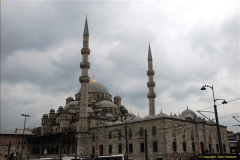 2013-10-17 to 18 London to Istanbul, Turkey.  (296)296