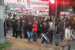 2013-10-17 to 18 London to Istanbul, Turkey.  (60)060