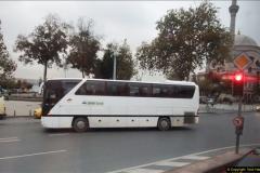 2013-10-17 to 18 London to Istanbul, Turkey.  (62)062