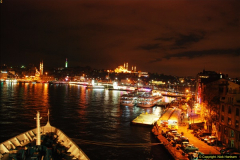 2013-10-17 to 18 London to Istanbul, Turkey.  (78)078