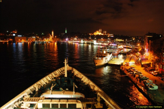 2013-10-17 to 18 London to Istanbul, Turkey.  (90)090