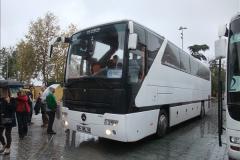 2013-10-17 to 18 London to Istanbul, Turkey.  (99)099