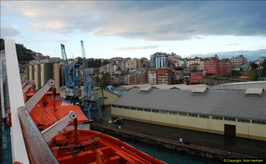 MV Discovery in the Black Sea 20 October 2013 (2)