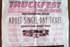 Truckfeat Detling Kent 13 September 2015