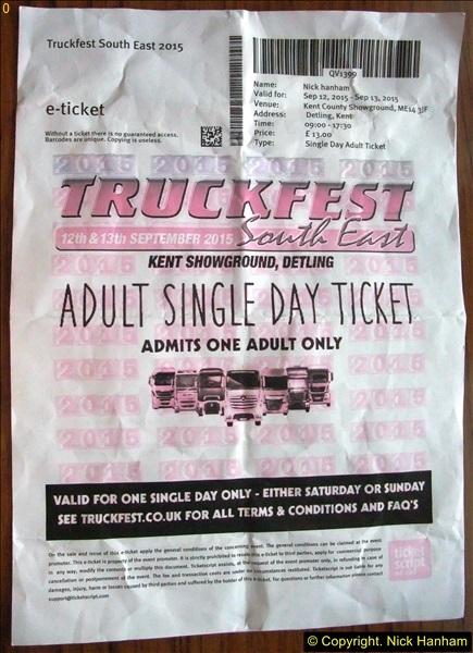 Truckfeat Detling Kent 13 September 2015