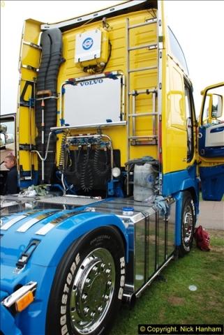 2015-09-13 Truckfest - Kent Showground, Detling, Kent 2015.  (204)204