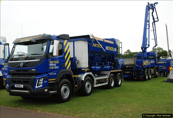 2015-09-13 Truckfest - Kent Showground, Detling, Kent 2015.  (247)247
