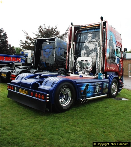 2015-09-13 Truckfest - Kent Showground, Detling, Kent 2015.  (333)333