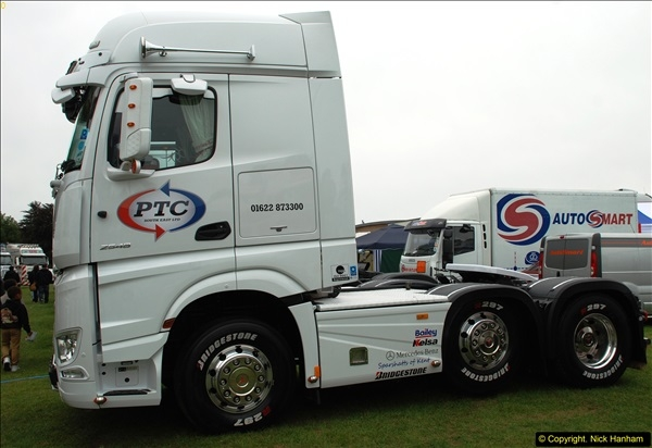 2015-09-13 Truckfest - Kent Showground, Detling, Kent 2015.  (56)056