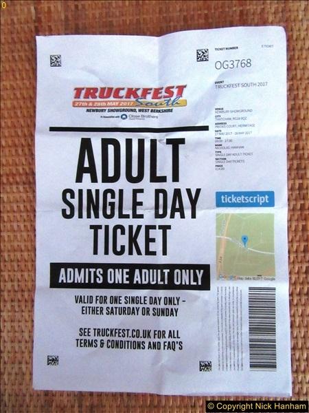 Truckfest Newbury 27 May 2017