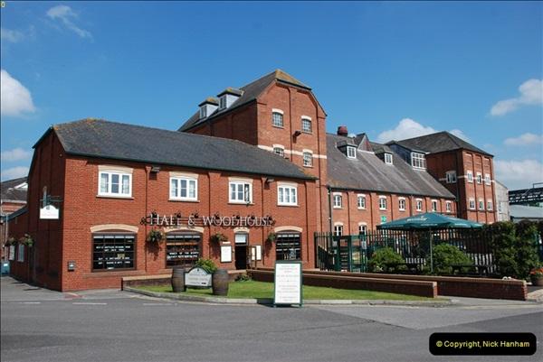 2009-05-29 Hall & Woodhouse Brewery, Blandford Forum, Dorset.  (5)001