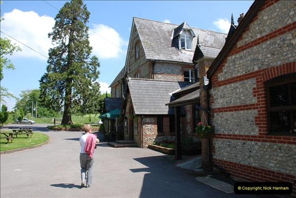 2009-05-29 The Fox, Ansty, Dorset.  (11)007