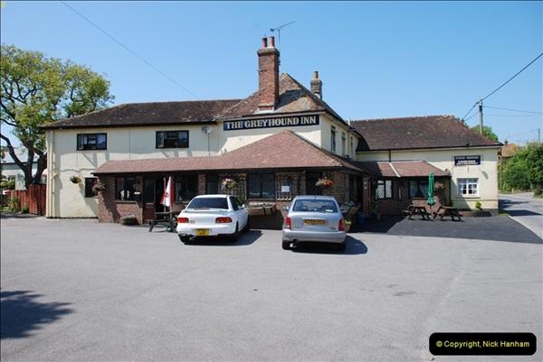 2009-05-29 The Greyhound Inn, Winterborne Kingston, Dorset.  (27)012