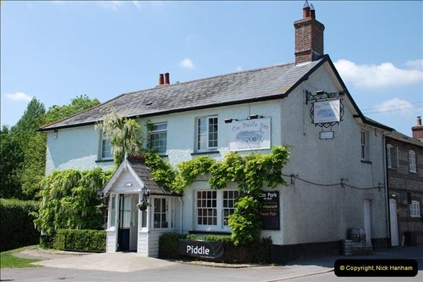 2009-05-29 The Piddle Inn, Piddletrenthide, Dorset.  (25)016
