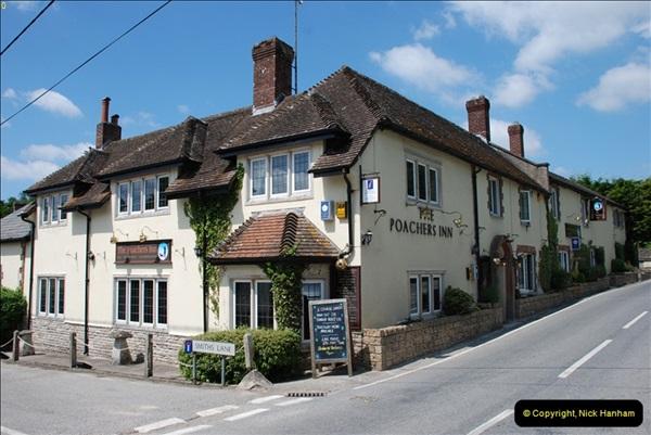 2009-05-29 The Poachers Inn, Piddletrenthide, Dorset.  (16)018