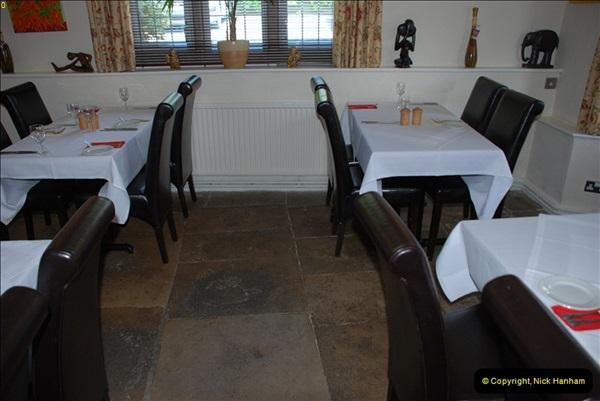 2009-05-29 The Poachers Inn, Piddletrenthide, Dorset.  (17)019