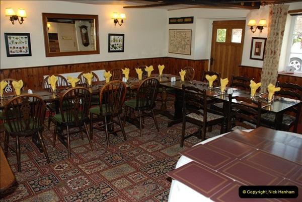 2009-05-29 The Saxon Inn, Child Okeford, Dorset,  (7)027