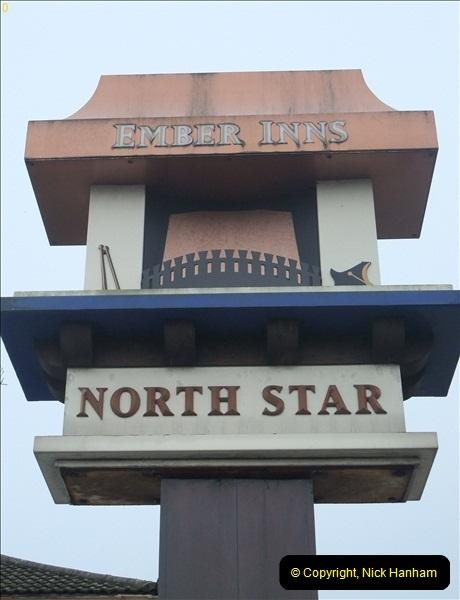 2013-01-12 The North Star, Chessington, Surrey.  (1)033