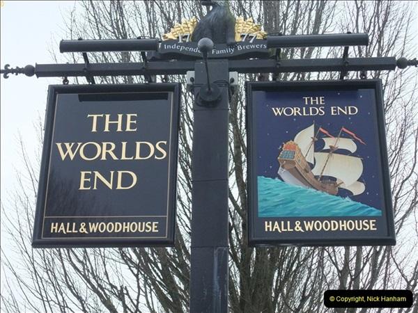 2013-01-21 The World's End, Almer, Dorset.  (1)044
