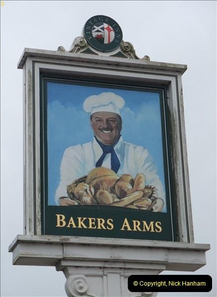 2013-02-25 The Bakers Arms, Lytchett Minster, Poole, Dorset.  (1)049