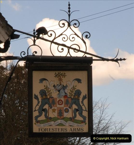 2013-04-26 Foresters Arms, Brockenhurst, Hampshire. (2)052