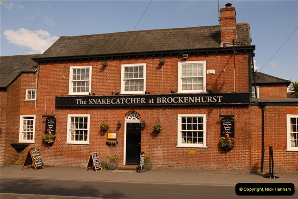 2013-04-26 The Snakecatcher, Brockenhurst, Hampshire.  (1)055