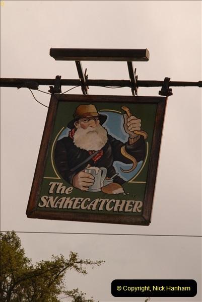 2013-04-26 The Snakecatcher, Brockenhurst, Hampshire.  (2)056