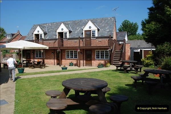 2009-05-29 The Charlton Inn, Charlton Marshal, Dorset.  (2)003