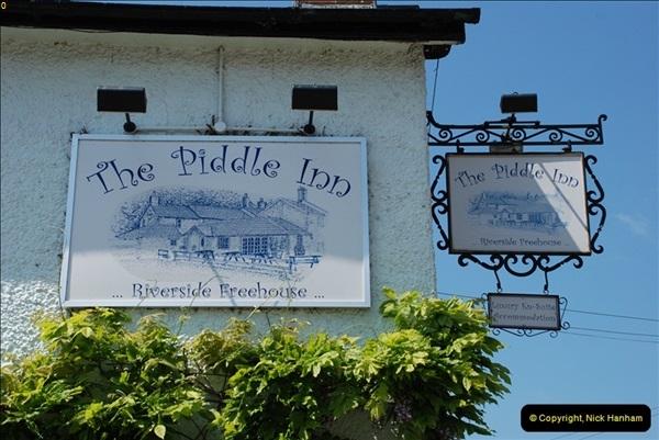 2009-05-29 The Piddle Inn, Piddletrenthide, Dorset.  (26)017