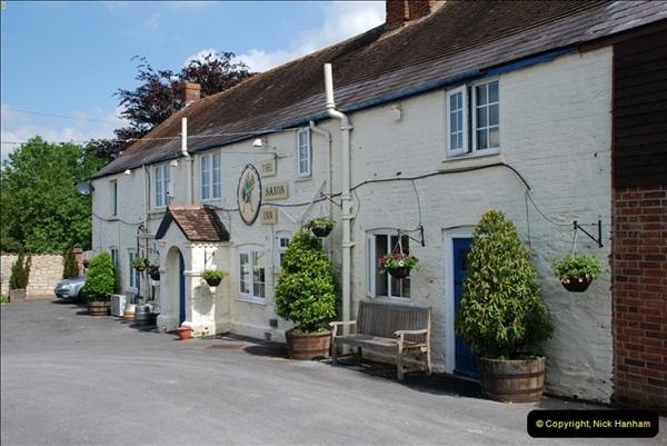 2009-05-29 The Saxon Inn, Child Okeford, Dorset,  (6)026