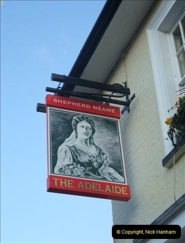 2013-01-13 The Adelaide, Teddington, Middlesex.  (1)035
