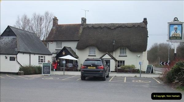 2013-02-25 The Bakers Arms, Lytchett Minster, Poole, Dorset.  (2)050